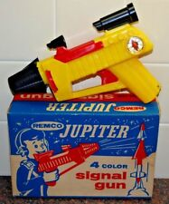 NEW Remco Jupiter 4 Color Signal Gun WORKS WITH GORGEOUS BOX ALIEN NOT INCLUDED
