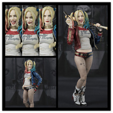 "6"" Suicide Squad Harley Quinn Action Figure Collection  PVC Model Xmas Gift New"