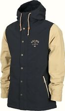 HOLDEN Men's TEAM Snow Jacket - Black/Oat - Large - NWT