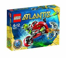 *NEW IN SEALED BOX* - LEGO ATLANTIS Wreck Raider 8057 / 64 pieces