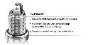 NGK G Power Platinum LFR5AGP 5018 to fit Peugeot 2.0L 206 GTI , 206, 307,406,407