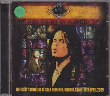 JSS - one night in madrid CD