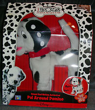 Disney 102 Dalmations Sound/Motion Pal Around Domino New In Box