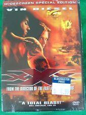 Xxx - Vin Diesel Ws Dvd New/Sealed 2002 Movie free shipping