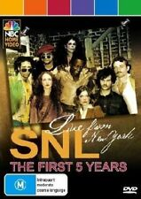 Saturday Night Live - The First 5 Years (Brand New Region 4 DVD, 2006)