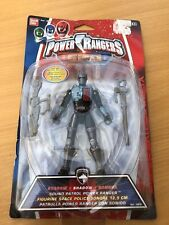 Power Rangers SPD Shadow Ranger  new in sealed packaging please see picture