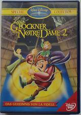 Disney Der Glöckner von Notre Dame 2 - Special Collection DVD Z4 + Hologramm