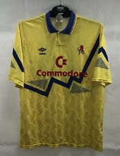 Chelsea Player Issue No 13 Third Football Shirt 1991/93 Adults XL Umbro A274