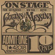 LOGGINS & MESSINA-ON STAGE (LIMITED ANNIVERSARY 180G TRANSLUCENT GO VINYL LP NEW