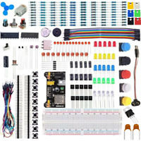 New Solderless Breadboard Protoboard 830 Tie Point MB-102 Test Circuit PCB Kits