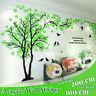 DIY 3D Wandsticker Riesiger Baum Acryl Wandtattoo Wandaufkleber Zimmer