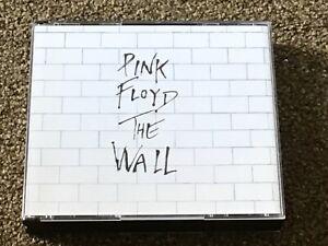 PINK FLOYD THE WALL 2CD ROGER WATERS, DAVID GILMOUR, GENESIS, ELO, JETHRO TULL