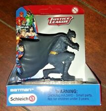 NIP Schleich Justice League BATMAN Kneeling Figurine! Art No. 22503