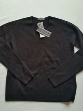 Tommy Hilfiger Pull Damenwolle / Cachemire Noir TAILLE XS/S NEUF Neuf