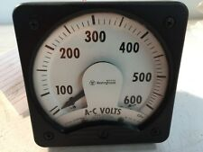 Westinghouse Ac Volts 0-600 Type Ka-241