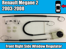 Ventana Regulador Reparación kir Para Renault Megane 2 2003-2008 Delantero Derecho Puerta Lateral