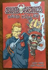 DEADWORLD DEAD KILLER TPB FIRST PRINT 2006 IMAGE.