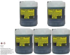 50L Enfriador Anticongelante Concentrado MANNOL AG13 Plástico Verde