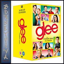 GLEE - COMPLETE SERIES - SEASONS 1 2 3 4 5 & 6 ***BRAND NEW DVD BOXSET***