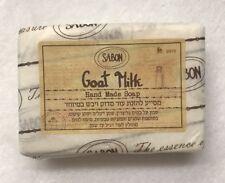 SABON Hand made Goat Milk Soap 120g-4.3oz  FREE WORLDWIDE SHIPPING