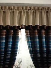 NEW CROSCILL CLAIRMONT Layered Tailored Valance ,NIP