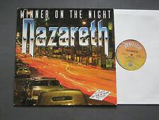 Nazareth  – Winner On The Night   Vertigo   12'  Maxi