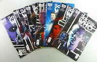 IDW DOCTOR WHO: PRISONERS OF TIME #3 5 6 7 8 9 BBC TV Show LOT VF/NM Ships FREE!