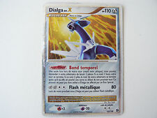 "RARE CARTE POKEMON "" DIALGA "" 105/106 CARTE HOLO"
