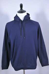 Lululemon City Sweat Pullover Hoodie *Thermo Navy Men's XL