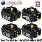 18V 6.0AH Battery For Makita LXT400 BL1850B BL1830B BL1860B Lithium Ion Cordless