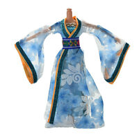 Dress for s Classical Beautiful Chinese Ancient Dress Dolls Toys 6 Colo Dz