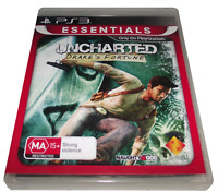 Uncharted: Drake's Fortune Sony PS3