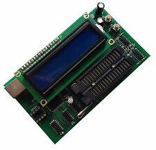 Duplicatore-Programmatore USB x EPROM 27C, 24C, 25C, 93C (27C256, 27C512, etc.)