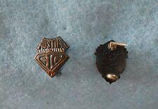 Vintage 1930's Austin (Texas) C.I.C. member/employee pin: open C fastener/catch