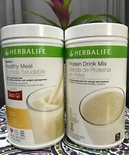 NEW Herbalife Formula 1 Healthy Meal shake and Protein Drink Mix (all flavors )