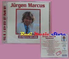 CD JURGEN MARCUS Ein festival der liebe 1997  SIGILLATO SEALED(Xs4)lp mc dvd vhs