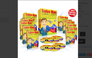 Sales Man Sales Letters with MRR