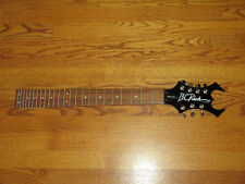 BC RICH P7 SERIES WIDOW HEADSTOCK 7 STRING GUITAR NECK - WITH TUNERS