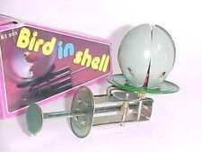 60s' China Marvelous Mechanical Tin Toy Bird in Shell ( MS 855)