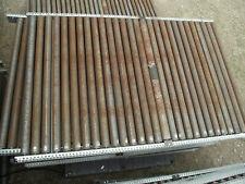 "10 Gravity Pallet Flow Conveyors 84"" x 53"" 2 1/2"" Rollers & resistance roller"