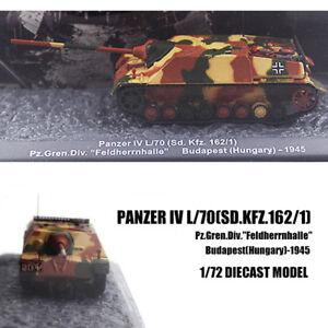 Panzer IV L/70(Sd.Kfz.162/1) Pz.Gren.Div. Feldherrnhalle Hungary1/72 TANK IXO