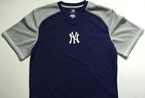 MLB New York Yankees Men's Jersey Shirt Medium BRAND NEW
