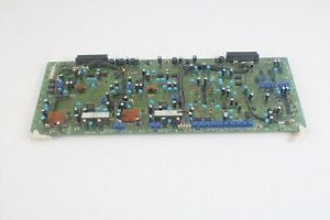 Sony 1-648-899-12 Controlador Tablero Tarjeta Para UVW-1800 Videocassette Flauta