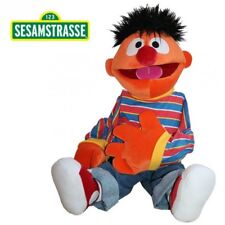 Ernie | Hand Puppet | Sesame Street | 50 cm | Plush | Soft Toy | Stuffed Animal