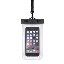 """Water Resistant Waterproof 6"""" Holster Bag for Smartphone/Mobile Waterpark Disney"""