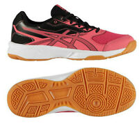 Asics Womens Indoor Trainers Asics Upcourt GS Girls Trainers Indoor Court Shoes