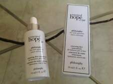 Philosophy renewed hope in a jar renewing dew concentrate 1 fl. oz. Boxed