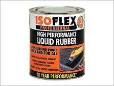 Ronseal - Isoflex Liquid Rubber Black 750ml
