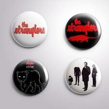 4 THE STRANGLERS - Pinbacks Badge Button Pin 25mm 1''