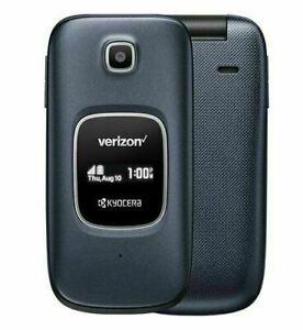 Kyocera Cadence S2720 4G LTE Verizon Wireless Basic Post-Paid Flip Phone